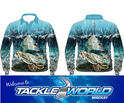 Tackleworld Southern Species Elite Sun Shirt Tackle World