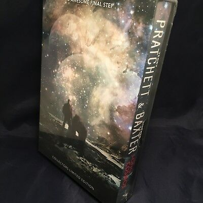 The Long Cosmos - Terry Pratchett Stephen Baxter - Limited Ed HB Slipcase *NEW*