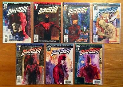 Marvel Knights - Daredevil 'Man Without Fear' # 19, 20, 21, 22, 23, 24, 25