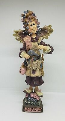 Boyds Bears and Friends The Magician/Beautician, The Folkstone Collection