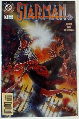 Starman 2nd Series 1-80 + Annuals (DC 1994-2001) HIGH GRADE + Extras - Complete