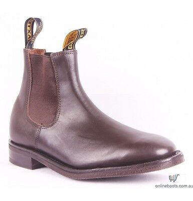 Baxter Drover Walnut Brown