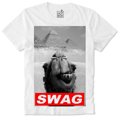 HOTBOX T SHIRT Funny Camel SWAG Egypt Photobomb KAMEL Hipster Dope Trippy Fun