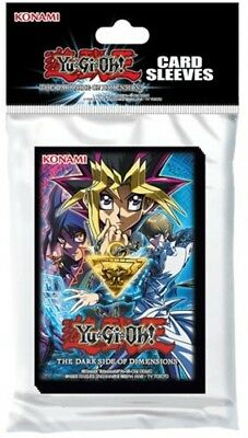 Yu-Gi-Oh! 50 High Quality Protection Card Sleeves - Approved for Tournaments