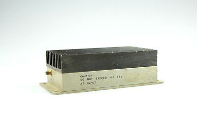 Mini Circuits ZHL-42-SMA 700 to 4200 MHz Medium High Power Amplifier, 50 Ohm SMA