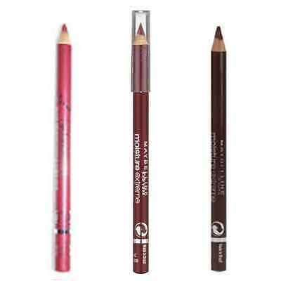 Maybelline Hydra Moisture Extreme Lip Pencil - only Delicate Pink & Mocha left
