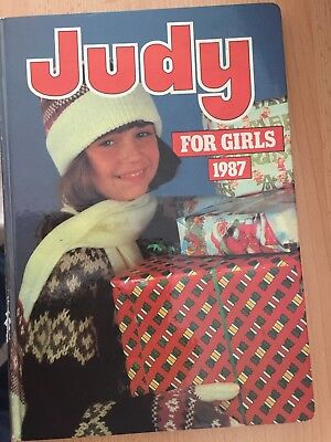 judy for girls 1987 - annual, D C Thomson