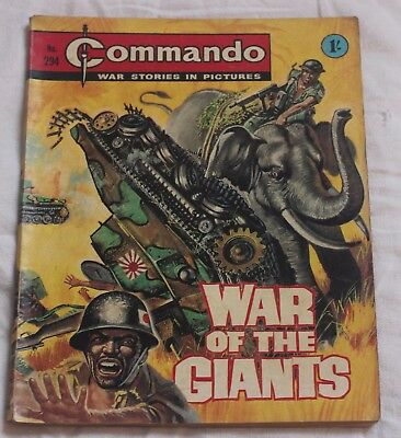 War Of The Giants