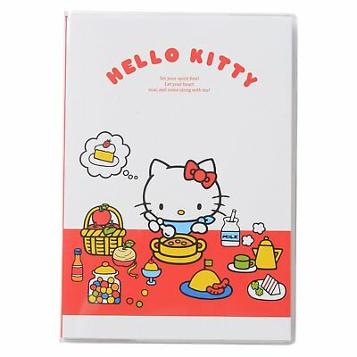 HELLO KITTY 2018 Weekly Planner Organizer - Sanrio NEW!! JAPAN Diary Schedule