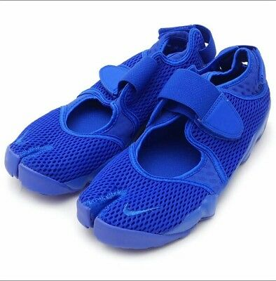 Nike AIR RIFT BREATHE Racer Blue Trainers 847609-400 UK 7 ~ 10