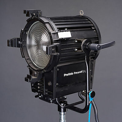 Profoto FresnelSpot Studio Lighting Fresnel Flash Head 2400ws