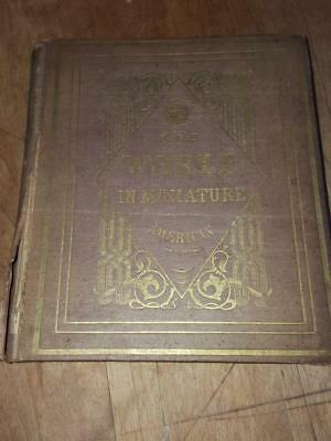 1857 U.s. And World Atlas The World In Miniature Arthur Griswold New Orleans