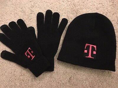 T mobile Hat And Gloves Winter Tmobile Gear