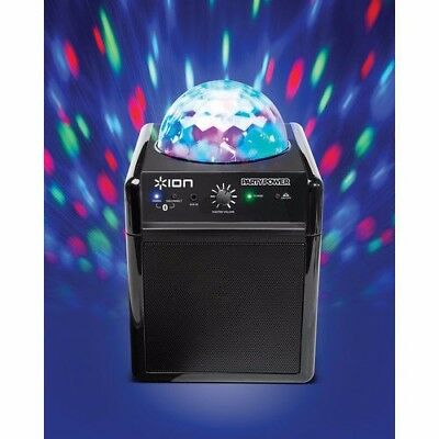 XMAS GIFT GENUINE Ion Party Power Wireless Bluetooth Audio Speaker Fast Post!