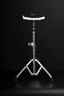 "HUN 12"" PRACTISE PAD AND STAND  - Thesoundofmuzic"