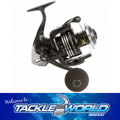 Shimano Sustain FG Fishing Reels