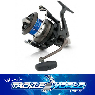 Shimano Ultegra Ci4+ Spinning Fishing Reels-Tackle World Mackay