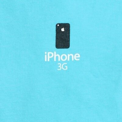 Vintage Apple 'iPhone 3G' Specialist T-Shirt (Size S) American Apparel