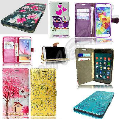 Luxury Genuine Leather Flip Case Wallet Cover Stand For Huawei P10 LITE 2017