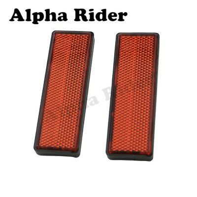 New Front Fork Leg Reflector Cover For Ducati  Monster 696 795 821 796ABS 1200S