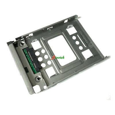 "2x FOR HP 654540-001 2.5"" SSD to 3.5"" Adapter G9/G8 651314-001 hdd Tray Caddy"