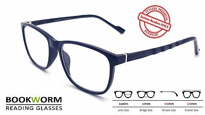 Large Strong High Quality Reading Glasses Mens Womens Ladies +1 +1.5 +2 +2.5 +3