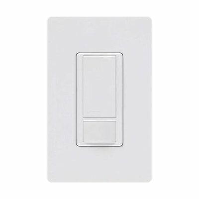 Lutron Electronics Lutron MS-OPS2H-WH Maestro Single Pole Small Room Occupan ...