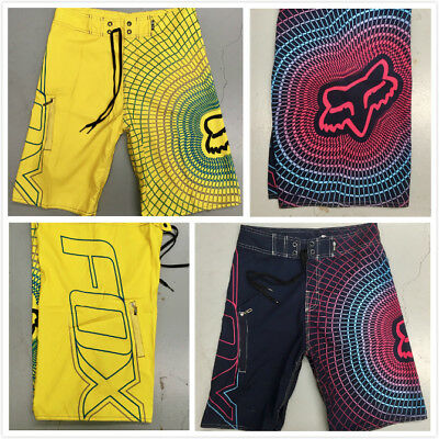 Fox Mens Beach Swimming Board Shorts -Ship from Melbourne -Size 30,32,34,36