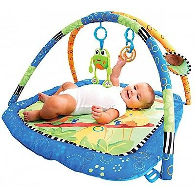 Musical Baby Mobile soft Toy Play Mat Activity Symphony Motion Gym