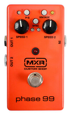 MXR Custom Shop Phase 99 - Effektpedal