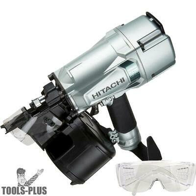 "Hitachi NV83A5 3-1/4"" Full Head Construction Coil Nailer 16 Deg New"