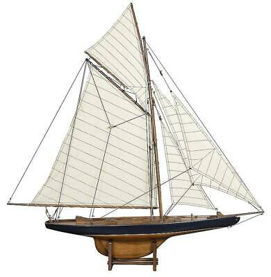 Columbia, Schiffsmodell America`s Cup Colombia 1901, klein