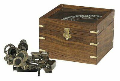 Sextant in Box