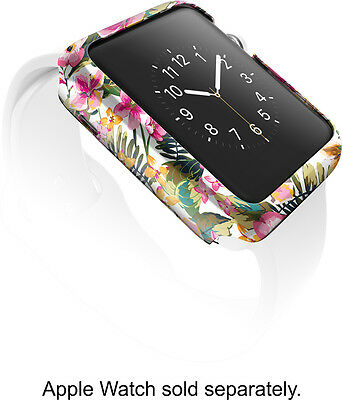 X-Doria - Revel Case for 38mm Apple Watch- Floral