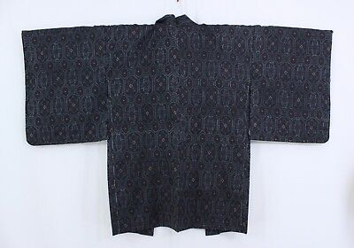 羽織 Haori japonais - Veste japonaise - Abstrait - Made in Japan 1474