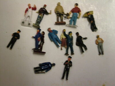Job Lot Collection Of People
