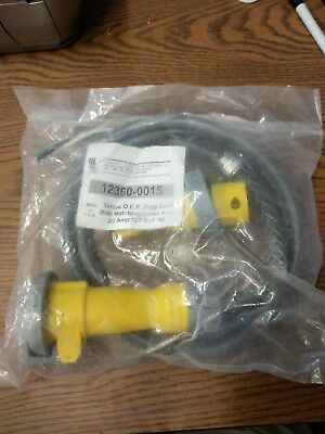 automative controles and systems yellow O.E.P. drop cord 12360-0015