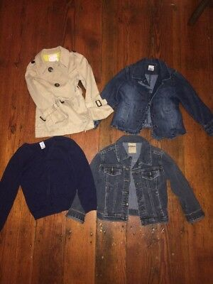Girls Size 5 Lot Fall Talbots's Old Navy Carters Gymboree
