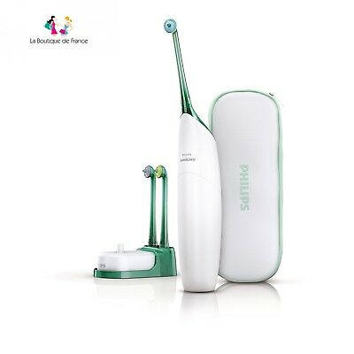 Philips Sonicare AirFloss Microjet interdentaire Blanc