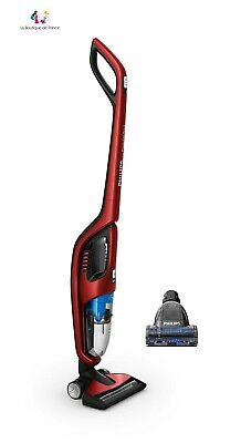 Philips FC6172/01 PowerPro Duo Aspirateur balai 3 en 1 0,60 L [Classe...