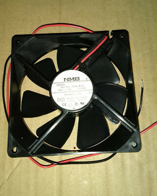 Nmb-3610Kl-05W-B50-Brushless Axial Fan 24Vdc, 0.20A, Wire 92X92X25Mm