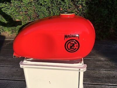 CZ Enduro Motocross Original gas tank 1972 - 1976