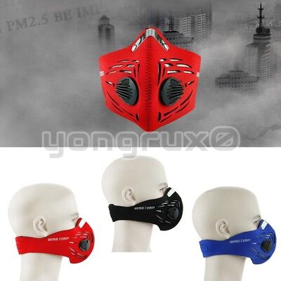 6 Style Workout Training Fitness Mask MMA High Altitude Simulation