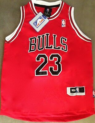 Brand New Kids Adult NBA Chicago Bulls Michael Jordan Jersey #23 ALL SIZE
