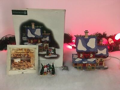 New Department 56 North Pole Series Northwind Knitters (Set Of 2) #56751