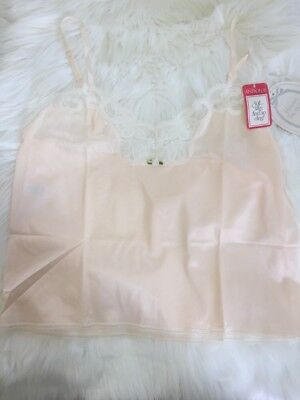 Vintage Camisole New Old Stock Private Treasures Avon Camisole Dupont Antron M