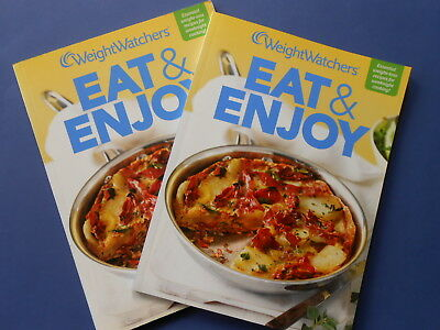 ## Weight Watchers Eat & Enjoy Cookbook - Simple Pro Points