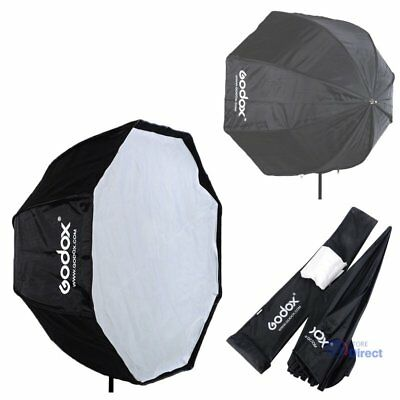 Godox Professional 80/120cm Octagon Softbox for Speedlite Studio Flash Light AU
