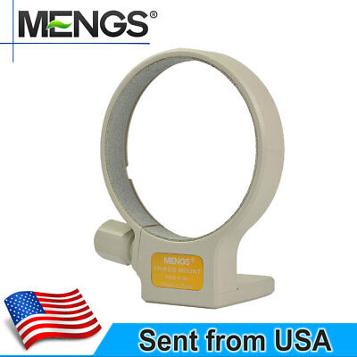 MENGS Tripod Mount Collar Ring B(W) For Canon EF 70-200mm EF 70-200mm F/2.8L