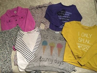 Giirls size 10 bulk clothes (7 pieces)